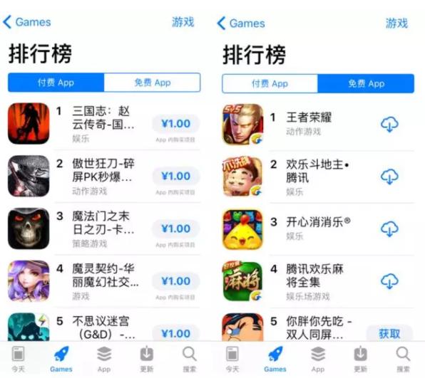 App Store大改版,必将颠覆iOS的游戏玩法 aso优化 第6张