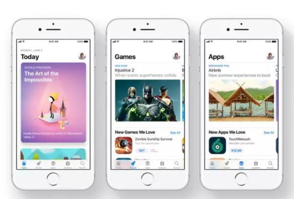 App Store大改版,必将颠覆iOS的游戏玩法 aso优化 第2张