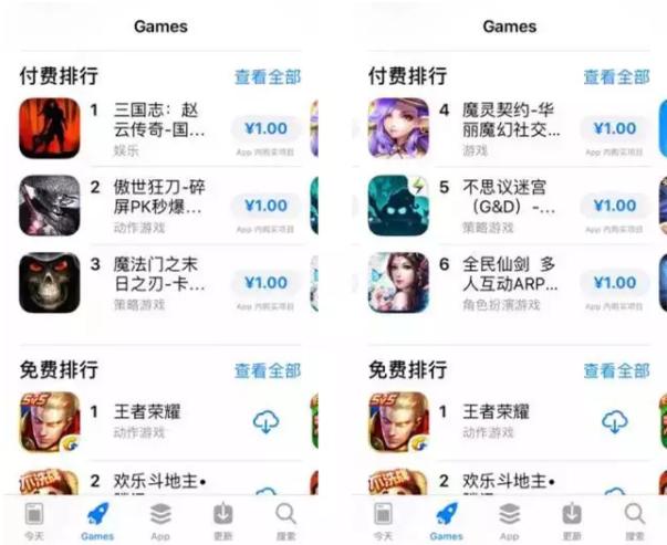 App Store大改版,必将颠覆iOS的游戏玩法 aso优化 第5张